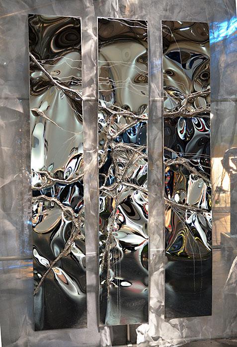 Moderne Wandobjekte Direkt Vom Metall K 252 Nstler Kaufen Gahr